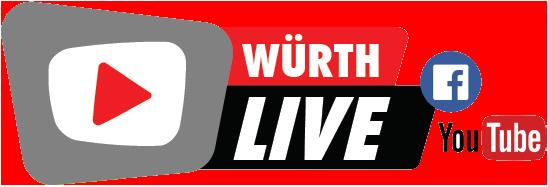 Wurth Live logo
