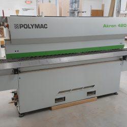 Polymac Akron 420 Edgebander