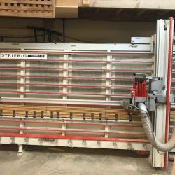 Streibig panel saw Compact , new in 1999