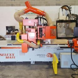 Omnitech Selexx Mate three axis CNC router