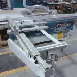 Paoloni P 320 sliding bed saw